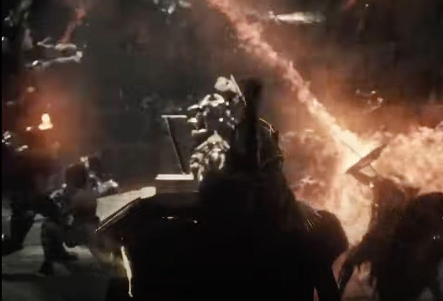 Themyscira Battle