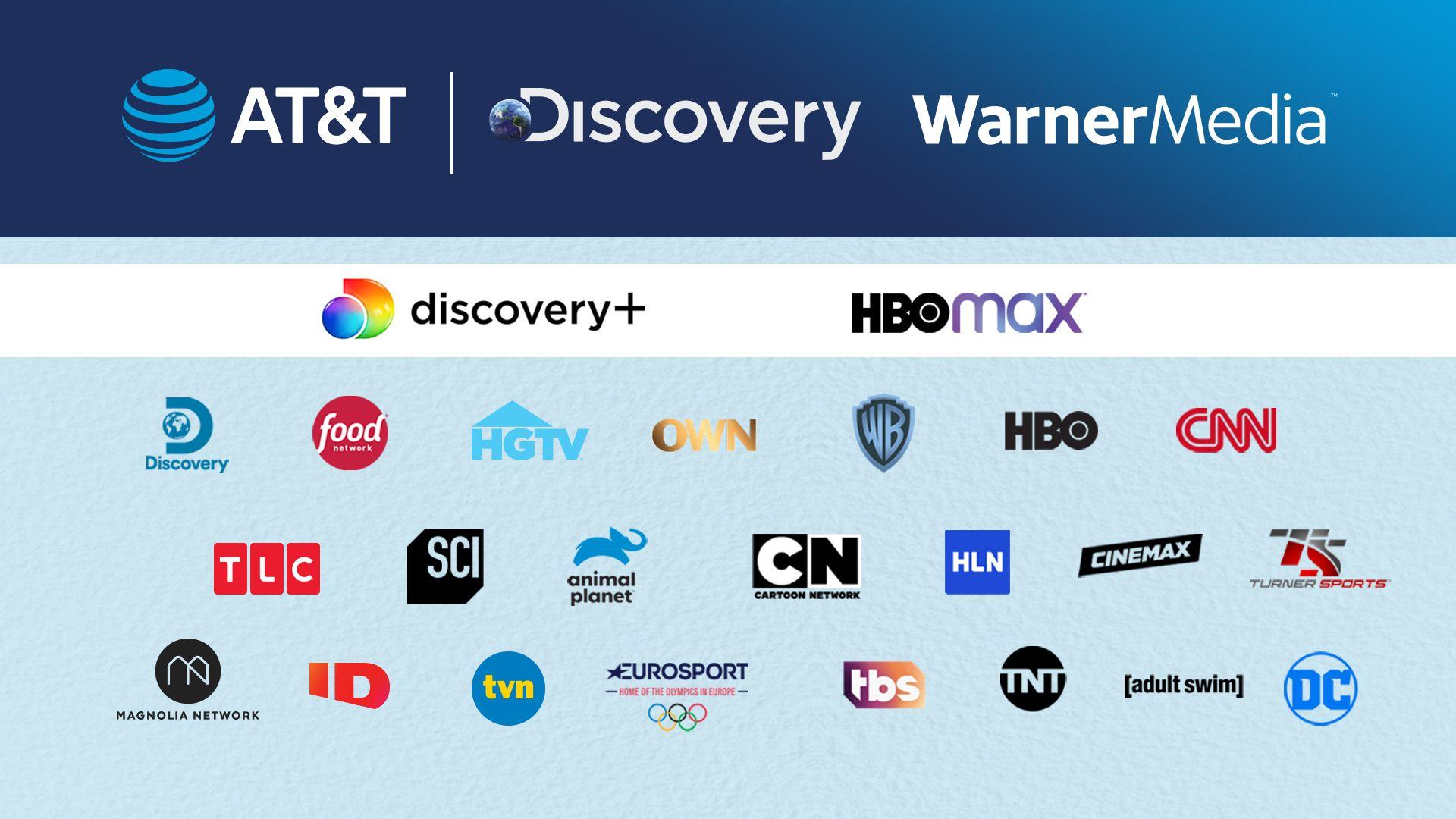 WarnerMedia + Discovery