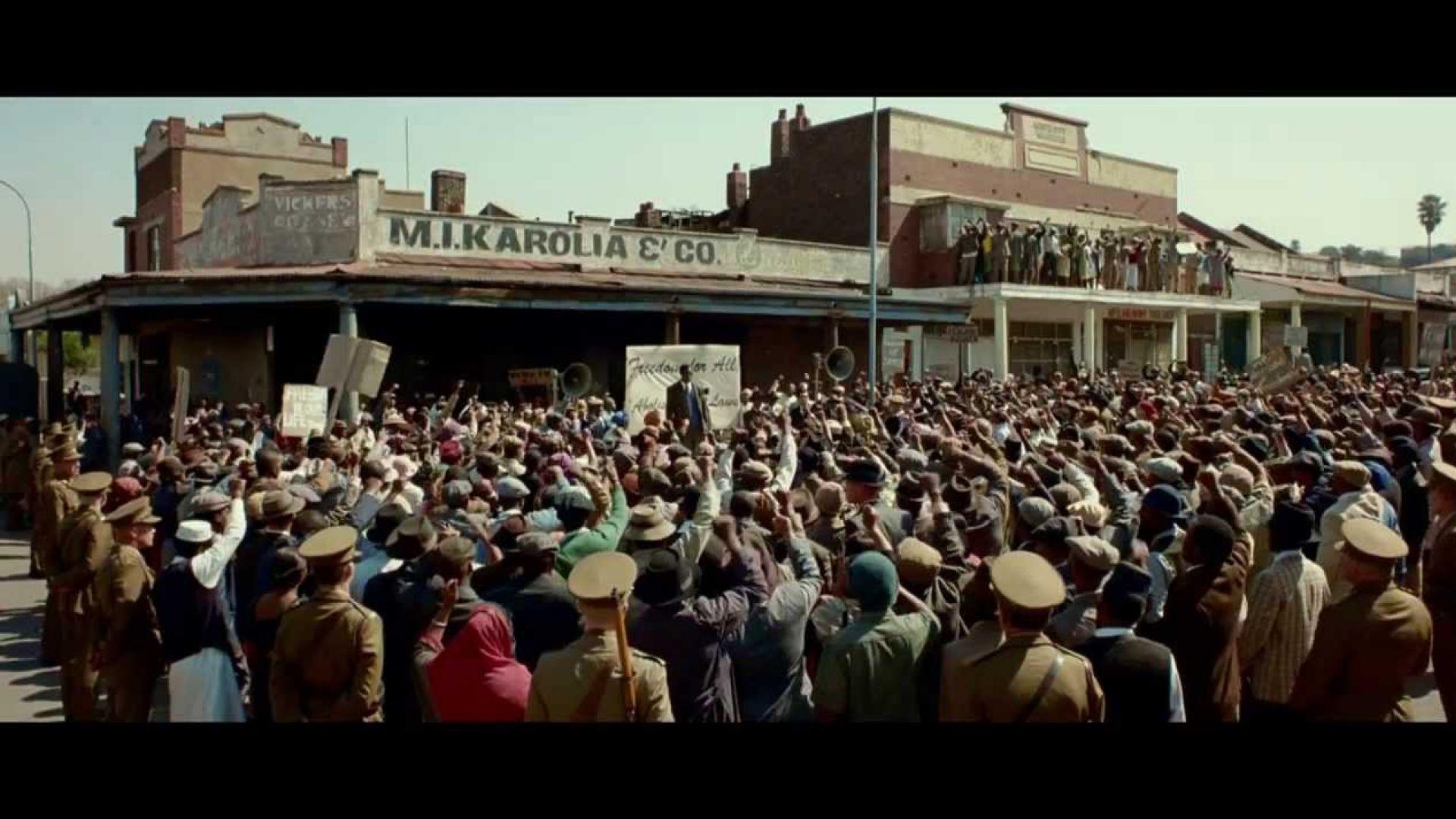 Featurette: Mandela - Long Walk To Freedom
