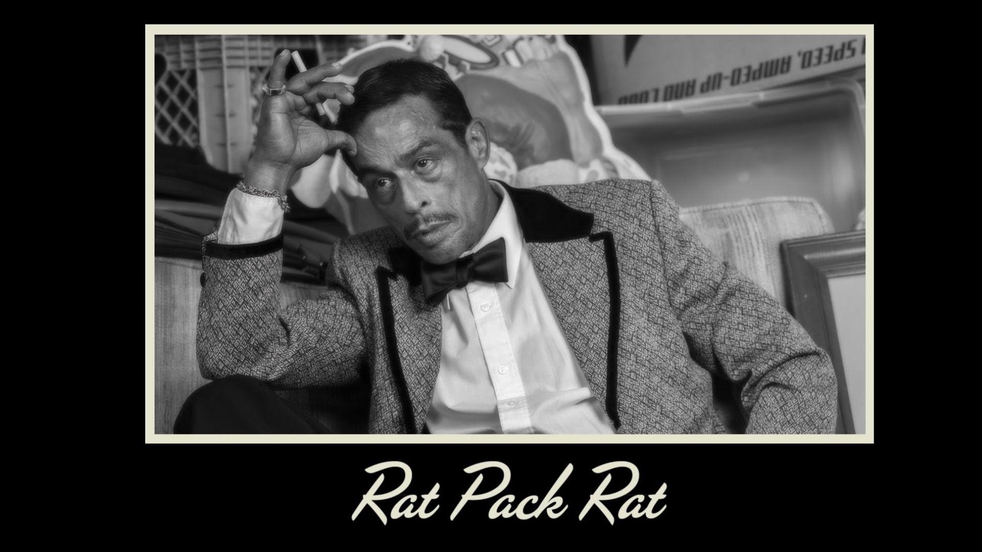 rat pack rat cultjer. Black Bedroom Furniture Sets. Home Design Ideas