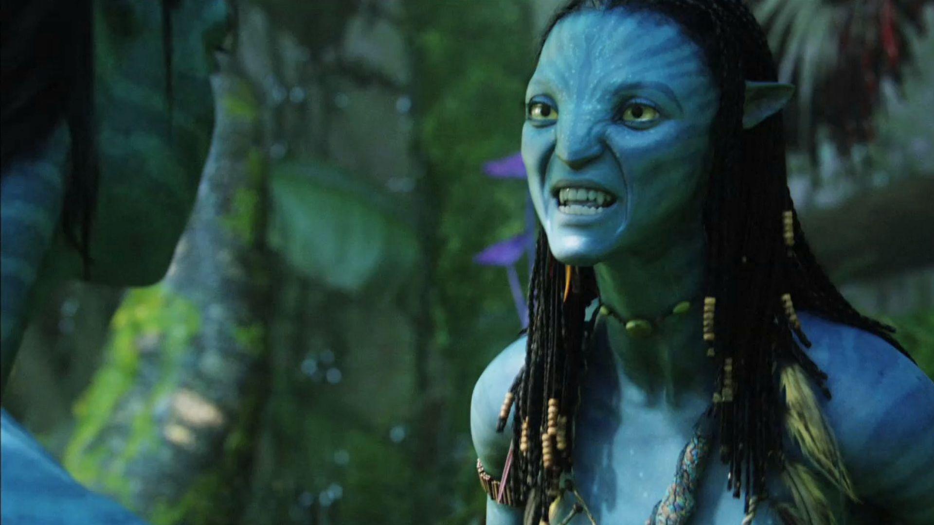 Neytiri calls me Skxawng, Avatar Video Log
