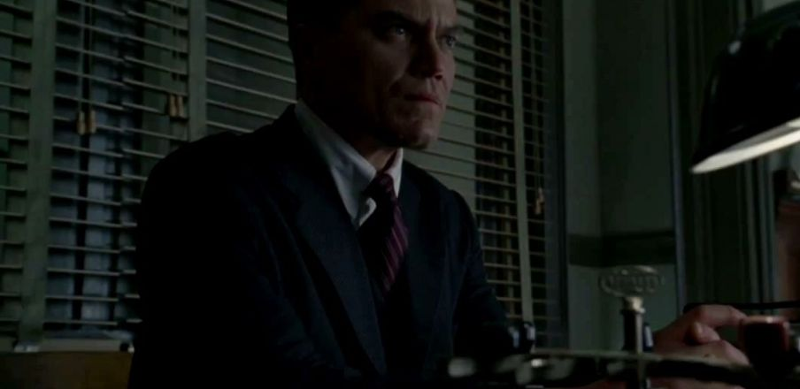 Agent Nelson Van Alden in Boardwalk Empire