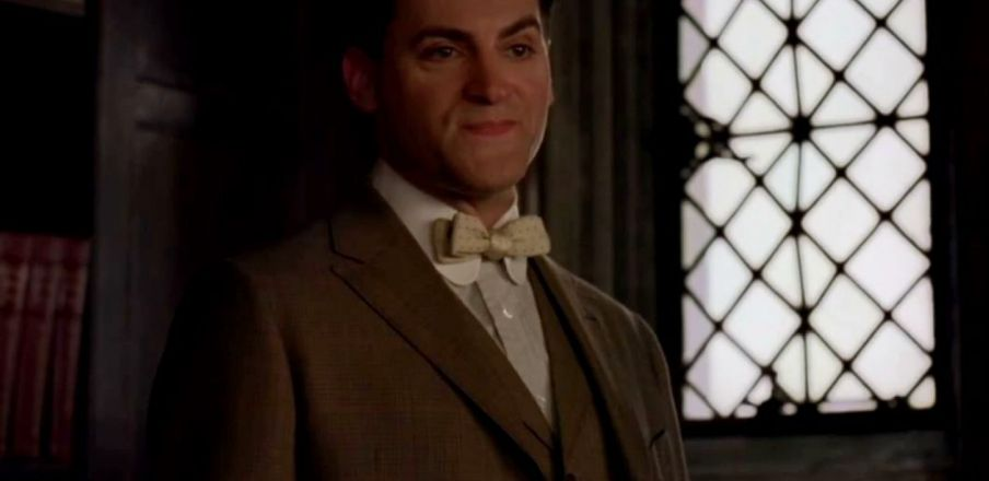Arnold Rothstein in Boardwalk Empire