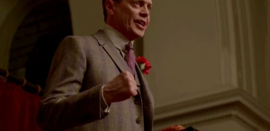 Nucky Thompson in Boardwalk Empire