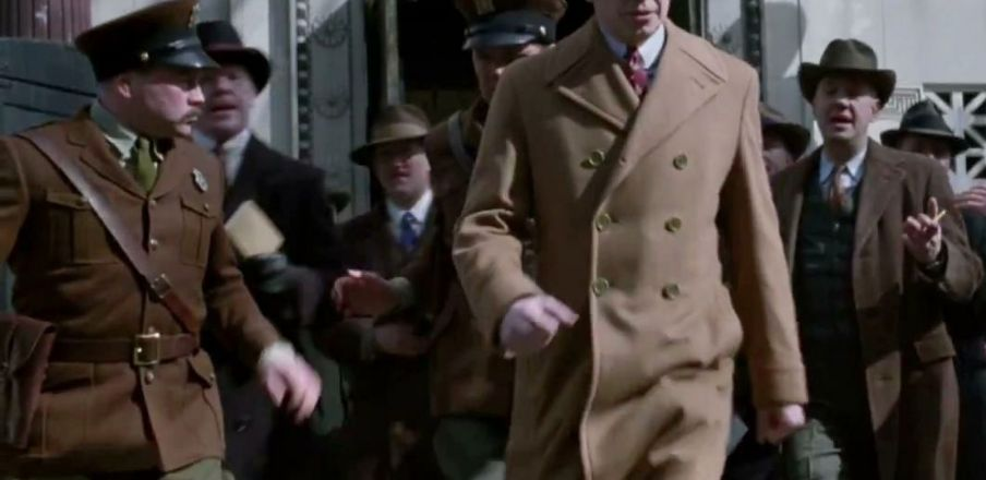 The conspiracy between Jimmy, Eli and Commodore in Boardwalk Empire Season 2 Episode 2