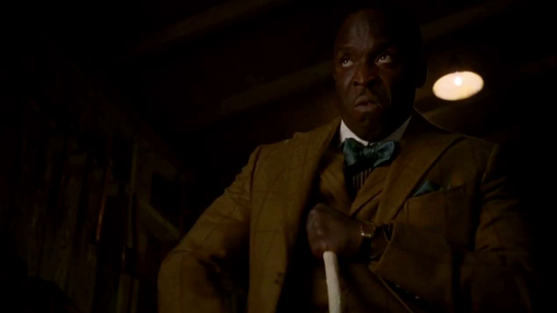 Chalky is a stranger in his own home in Boardwalk Empire Season 2 Episode 4
