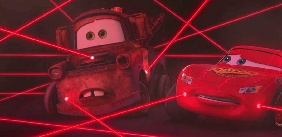 Cars 2 Teaser