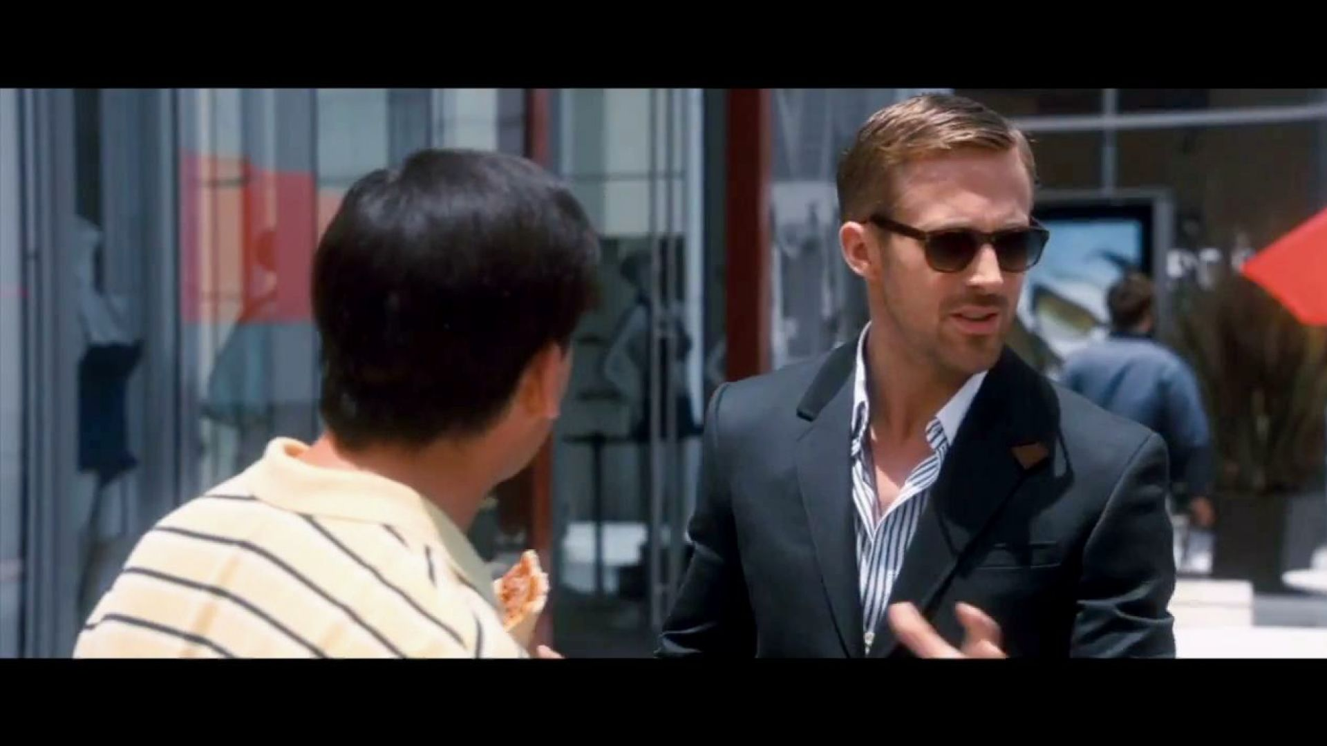 Are you Steve Jobs? Crazy, Stupid, Love
