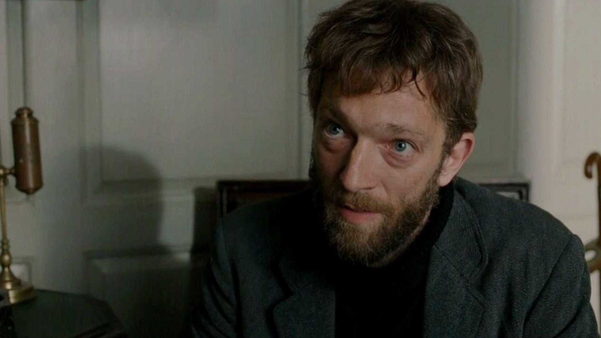 Vincent Cassel as Otto Gross in A Dangerous Method | Cultjer A Dangerous Method Scene