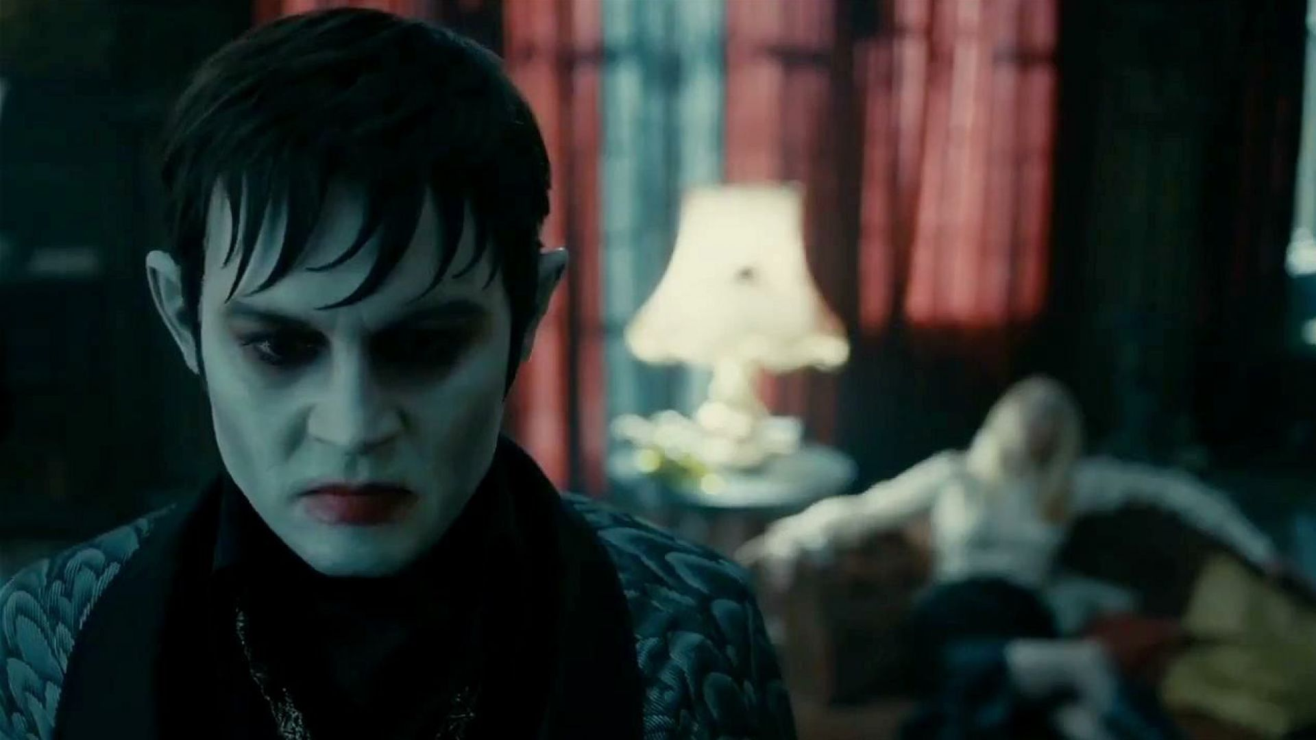 And do the people of Collinsport know that Angie is a whore of Beelzebub? Dark Shadows