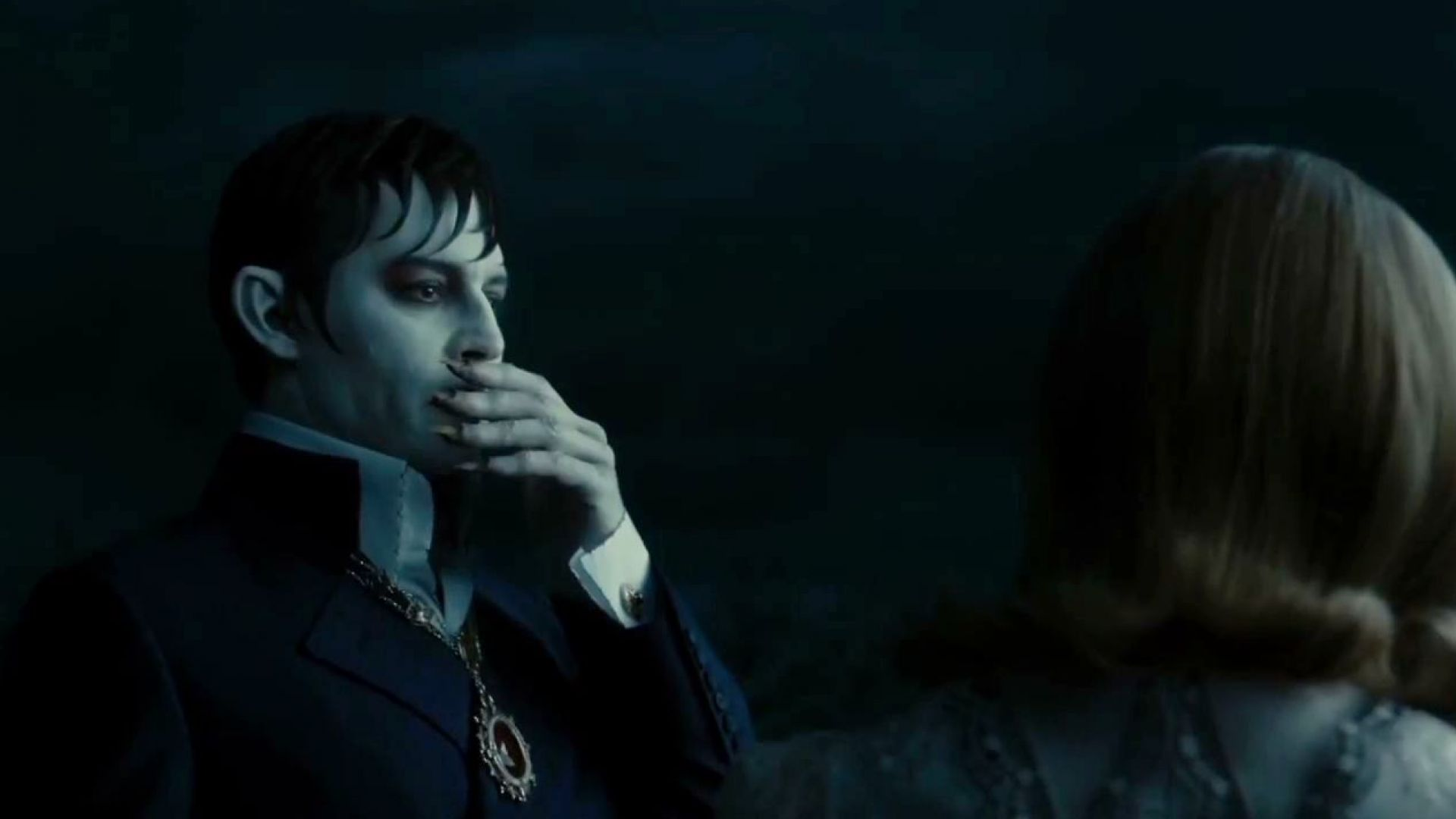 Oh, my dear, has my scent offended thee? Dark Shadows
