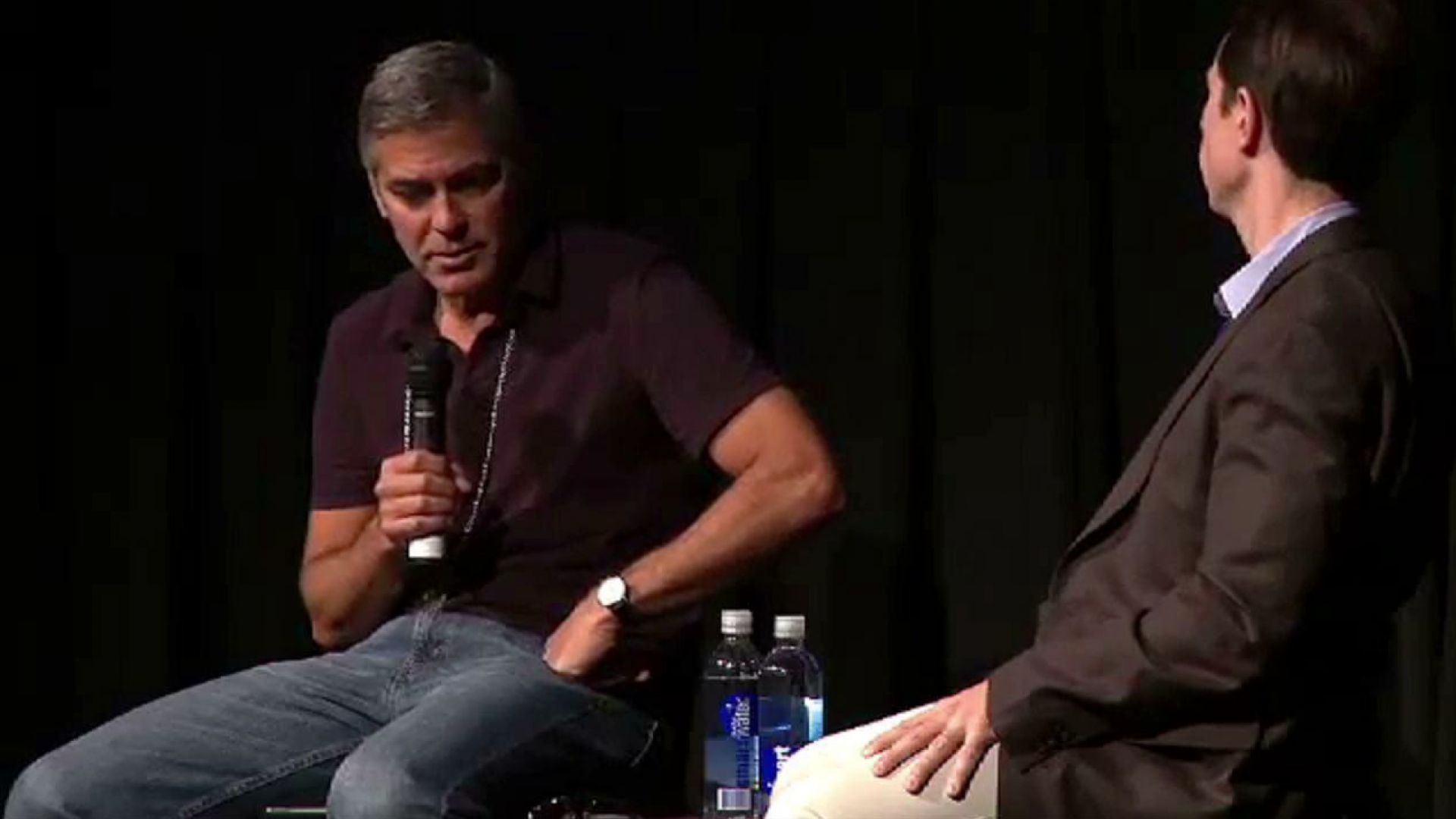 George Clooney says his role in The Descendants is about timing and age
