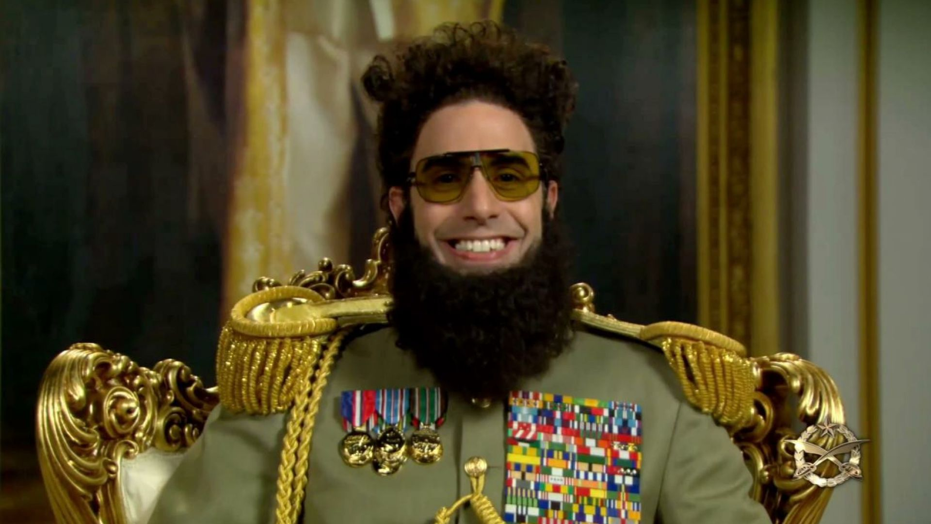 Where are the nominations for such classic as You've Got Mailbomb? The Dictator