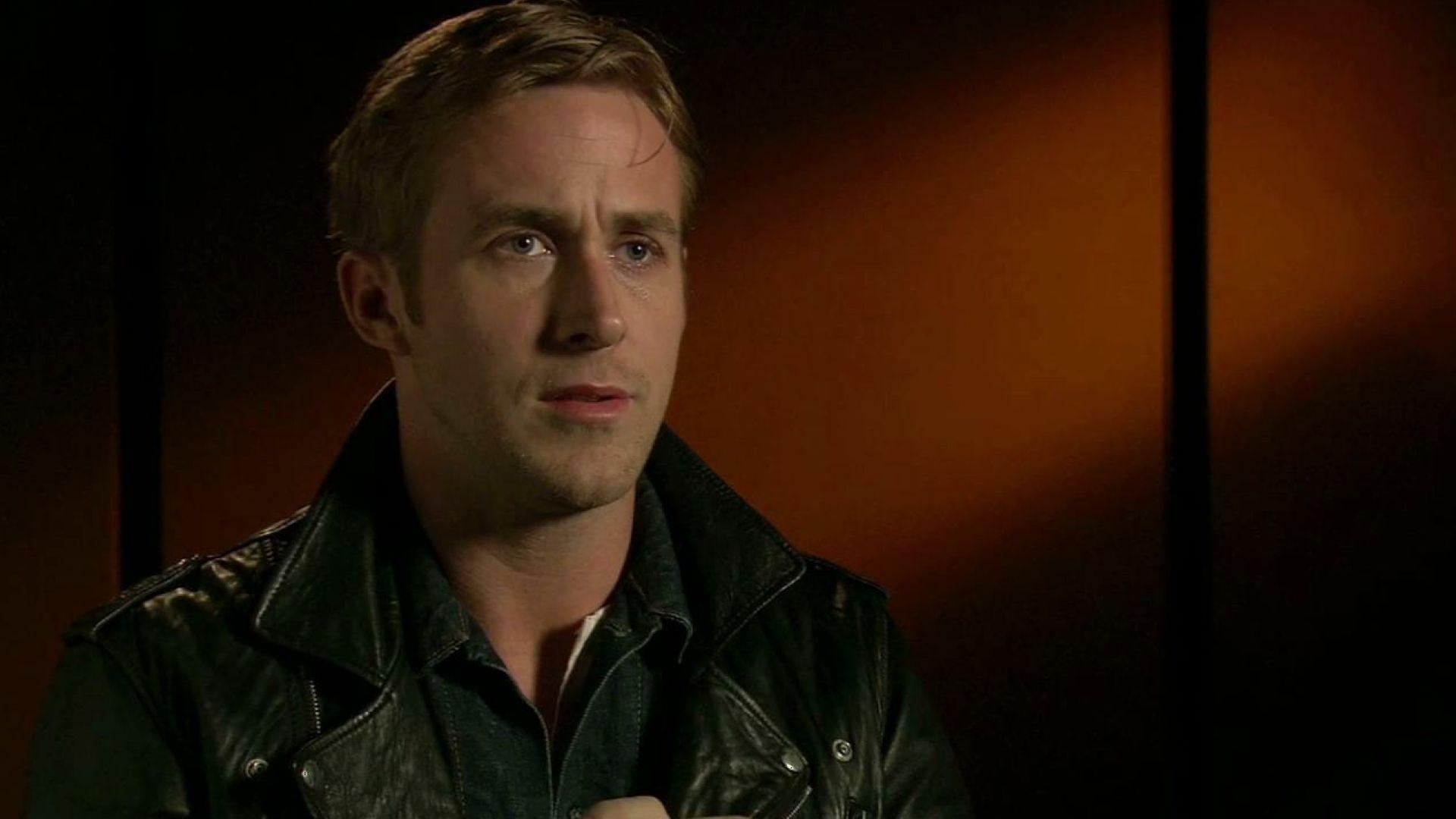 Ryan Gosling as Driver in Drive