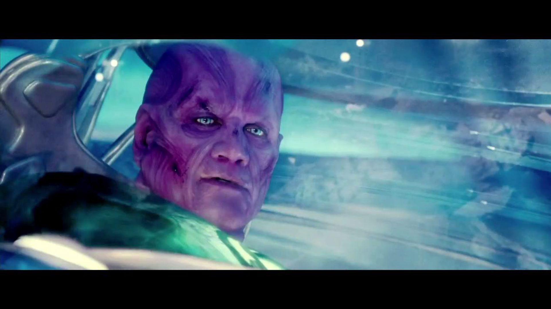 The oath, Green Lantern