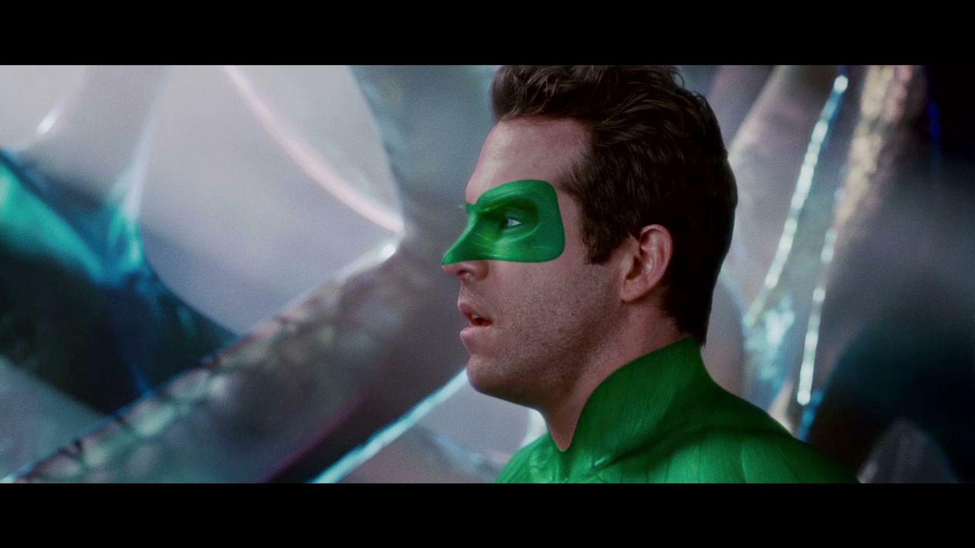 Green Lantern Intro