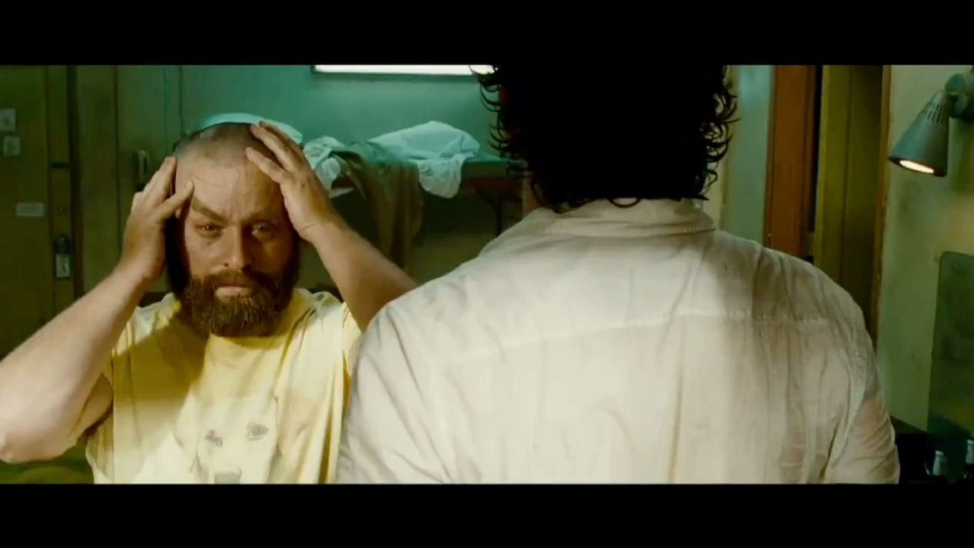 Your hair is gone, The Hangover 2 | Cultjer