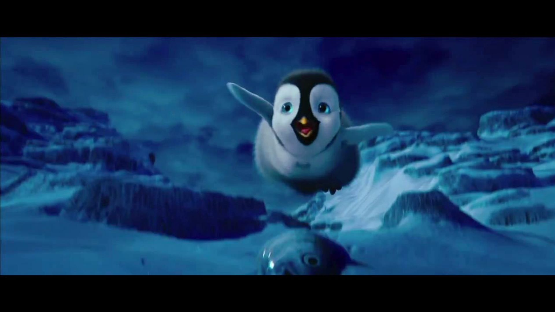 you're beautiful. only on the outside. happy feet 2 | cultjer