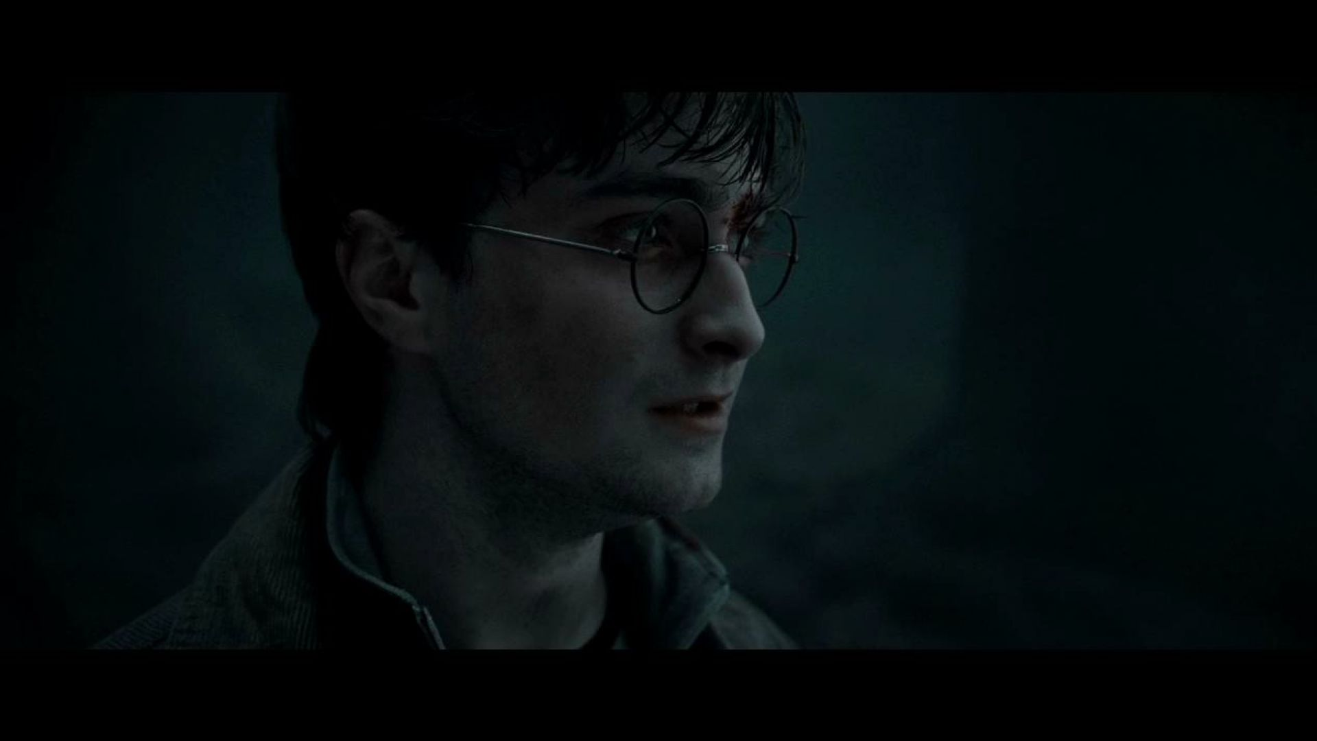 I thought he would come. Harry Potter 7 Part 2