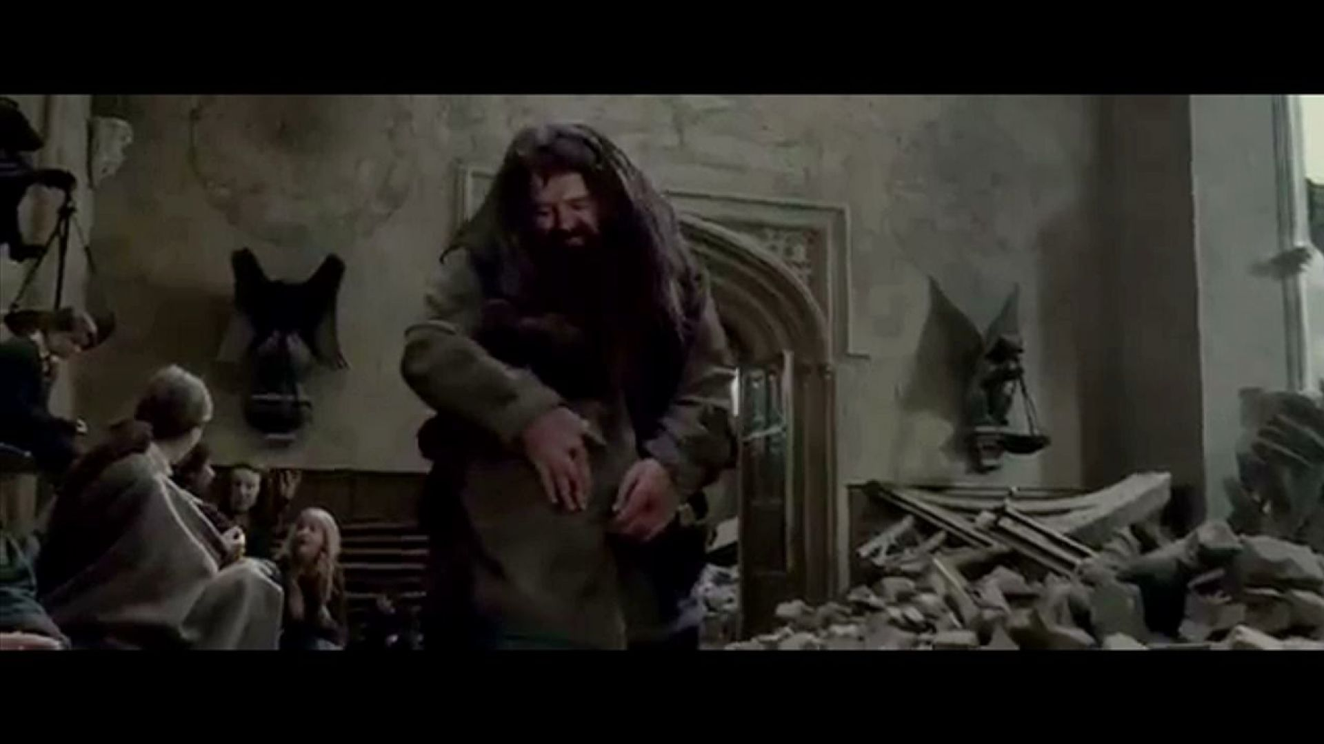 Why are you here? We never left. Final Harry Potter