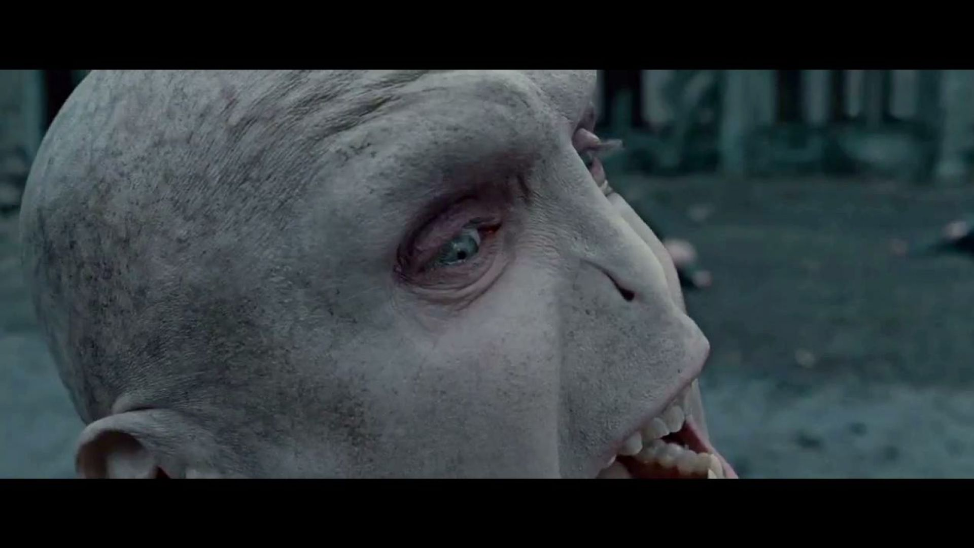I never wanted any of you to die for me. Harry Potter 7 Part 2