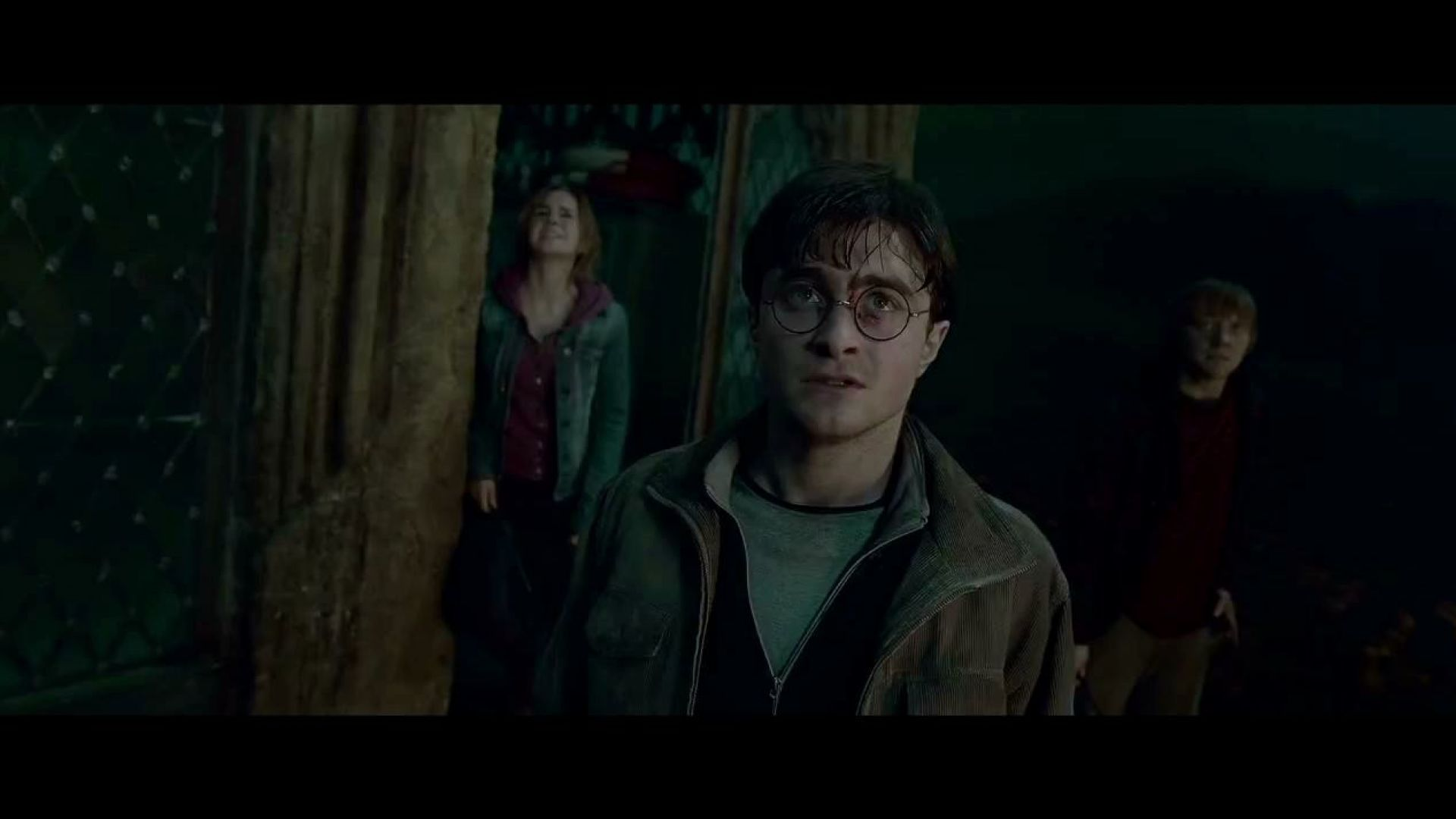 Harry Potter, confront your fate