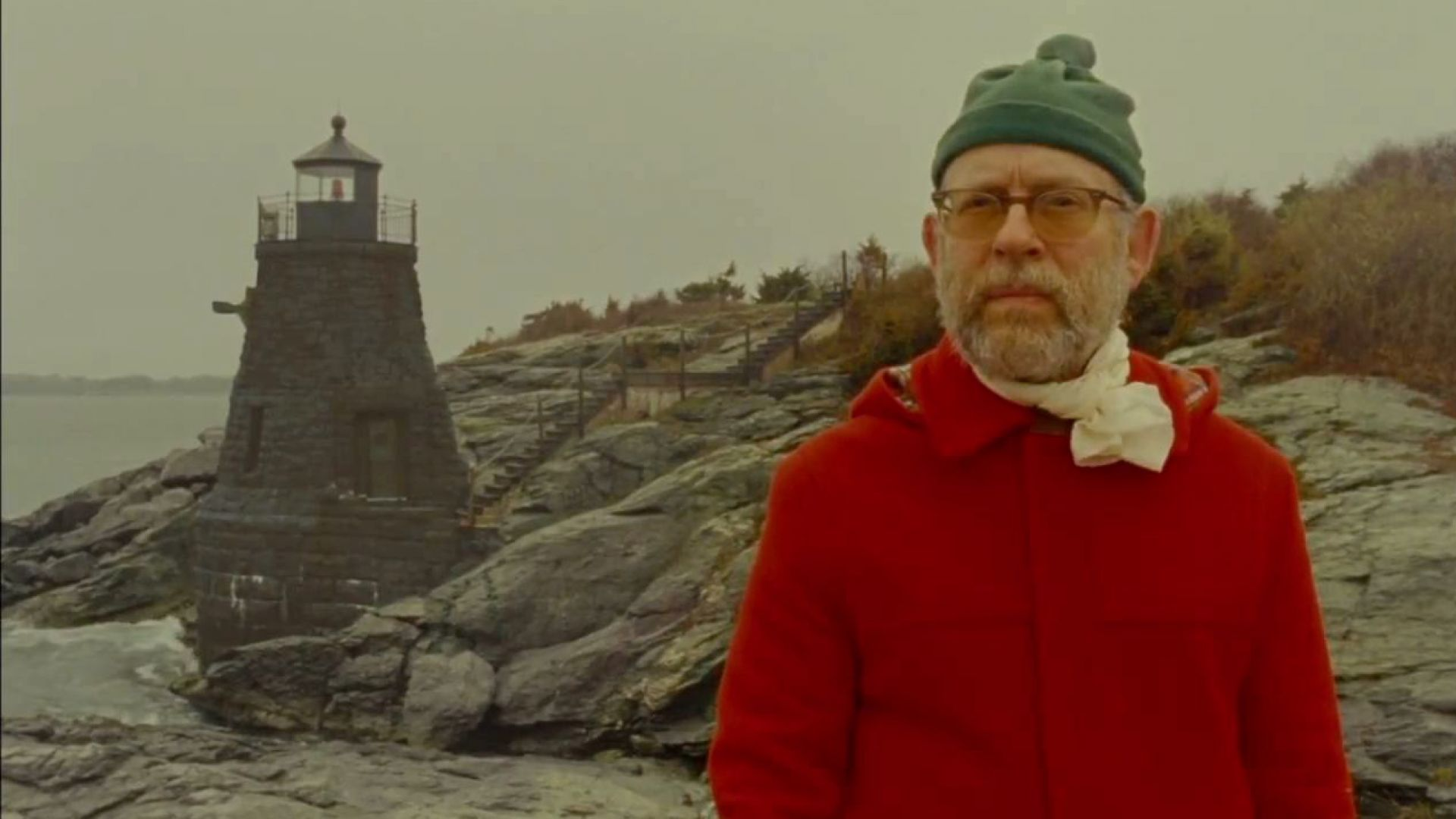 About the island of New Penzance in Moonrise Kingdom