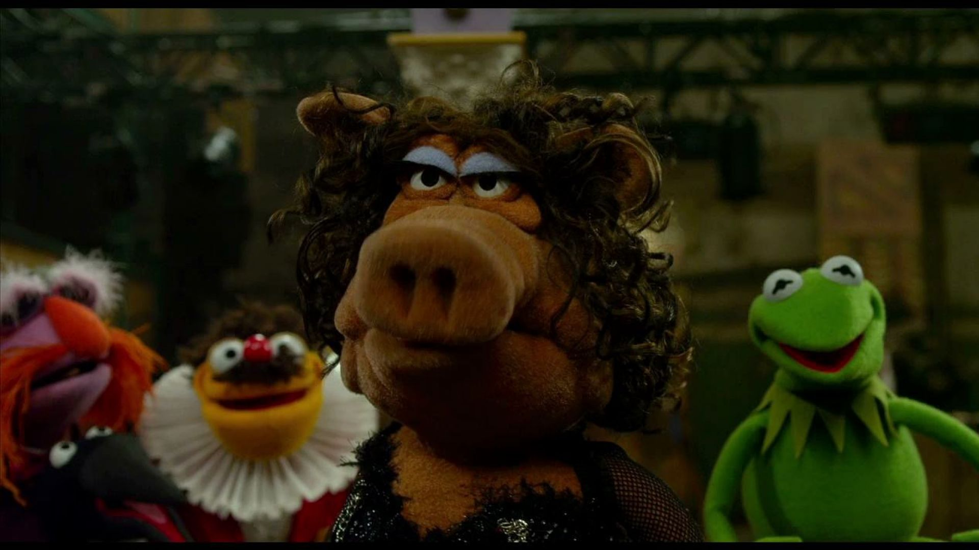 Miss Piggy has been replaced in The Muppets