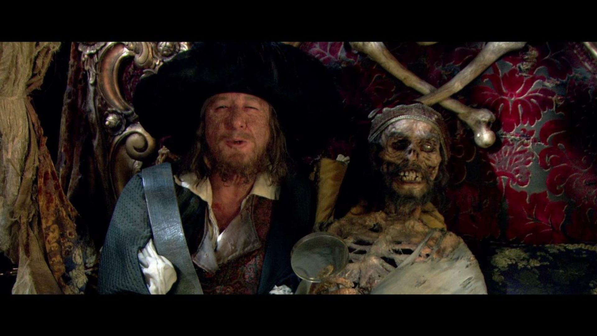From Disneyland to Pirates of the Caribbean 4
