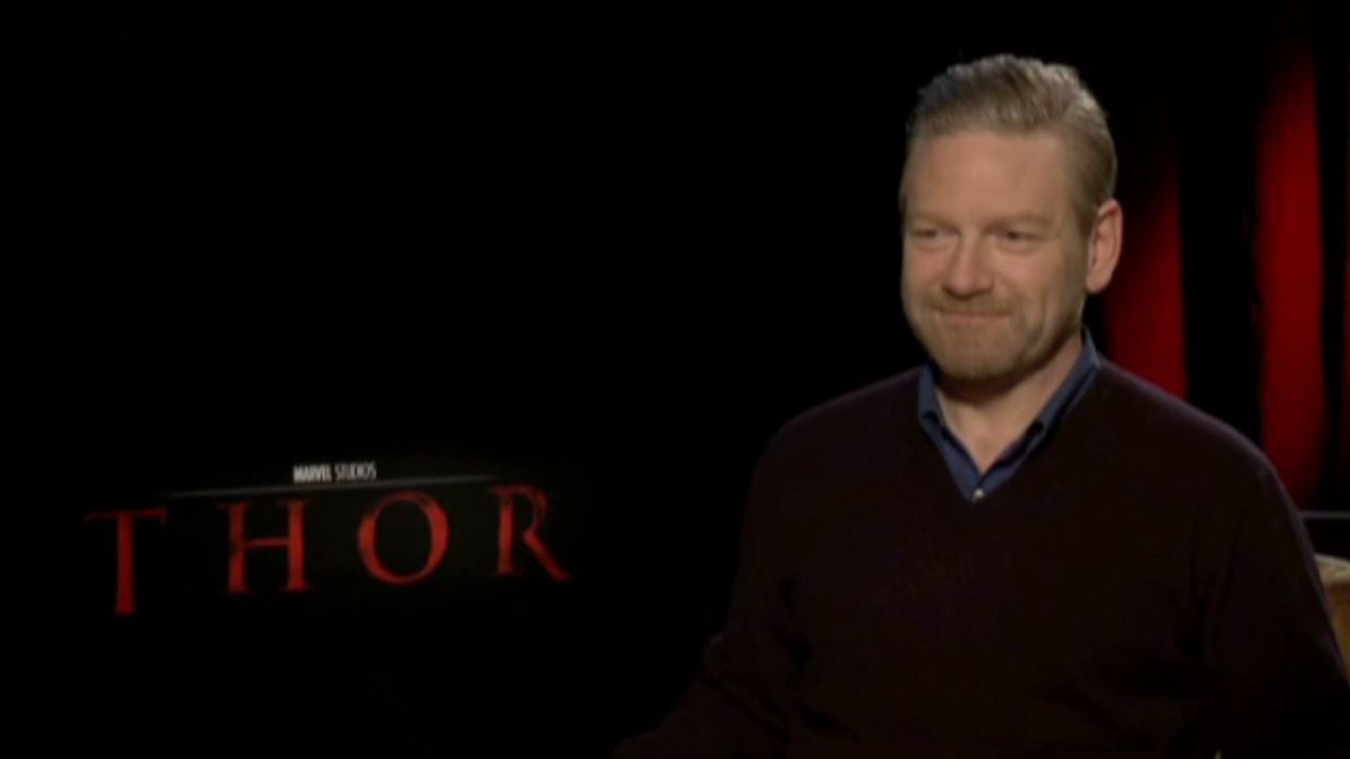 Kenneth Branagh about directing Thor