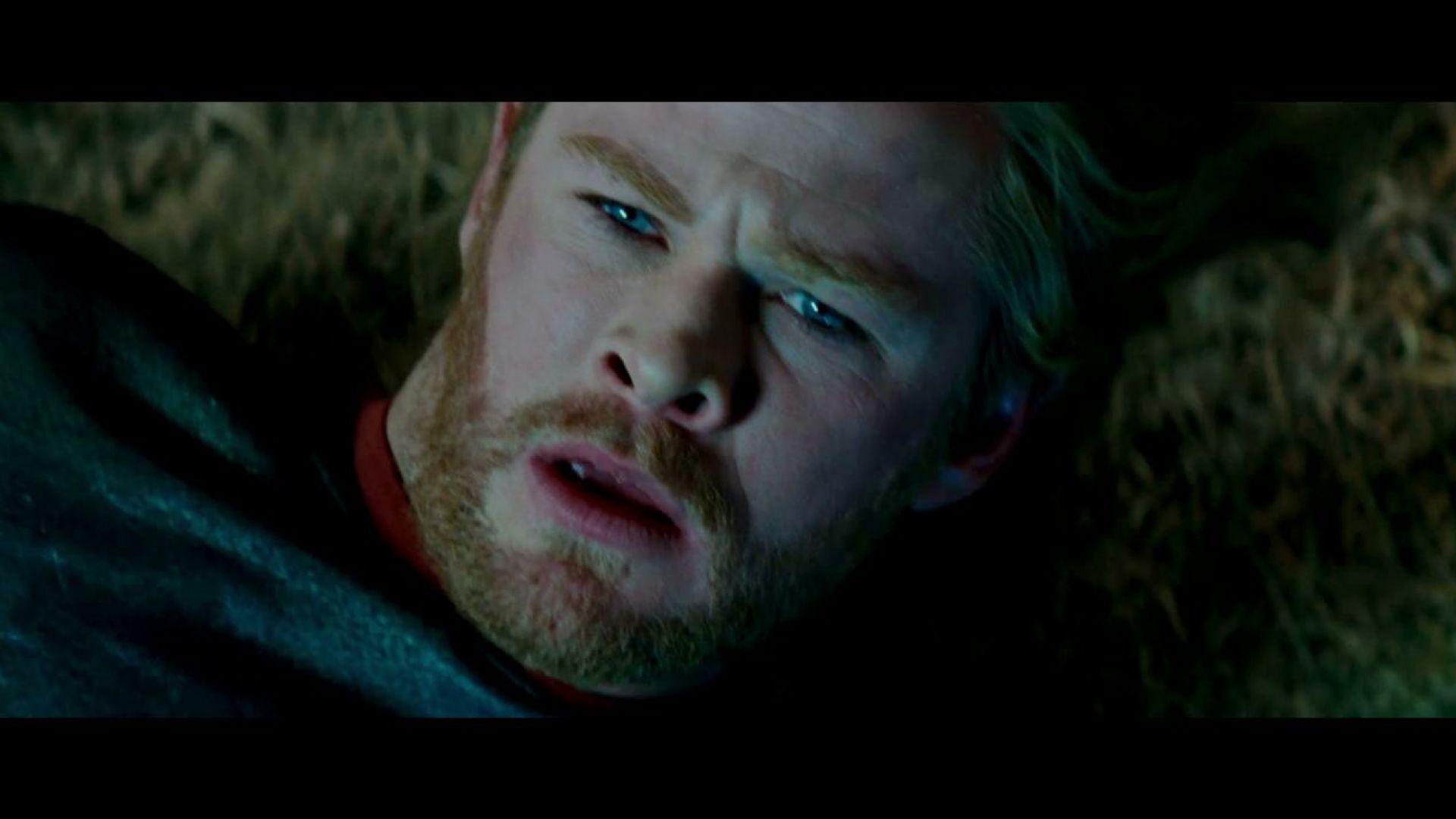 Thor gets Tasered