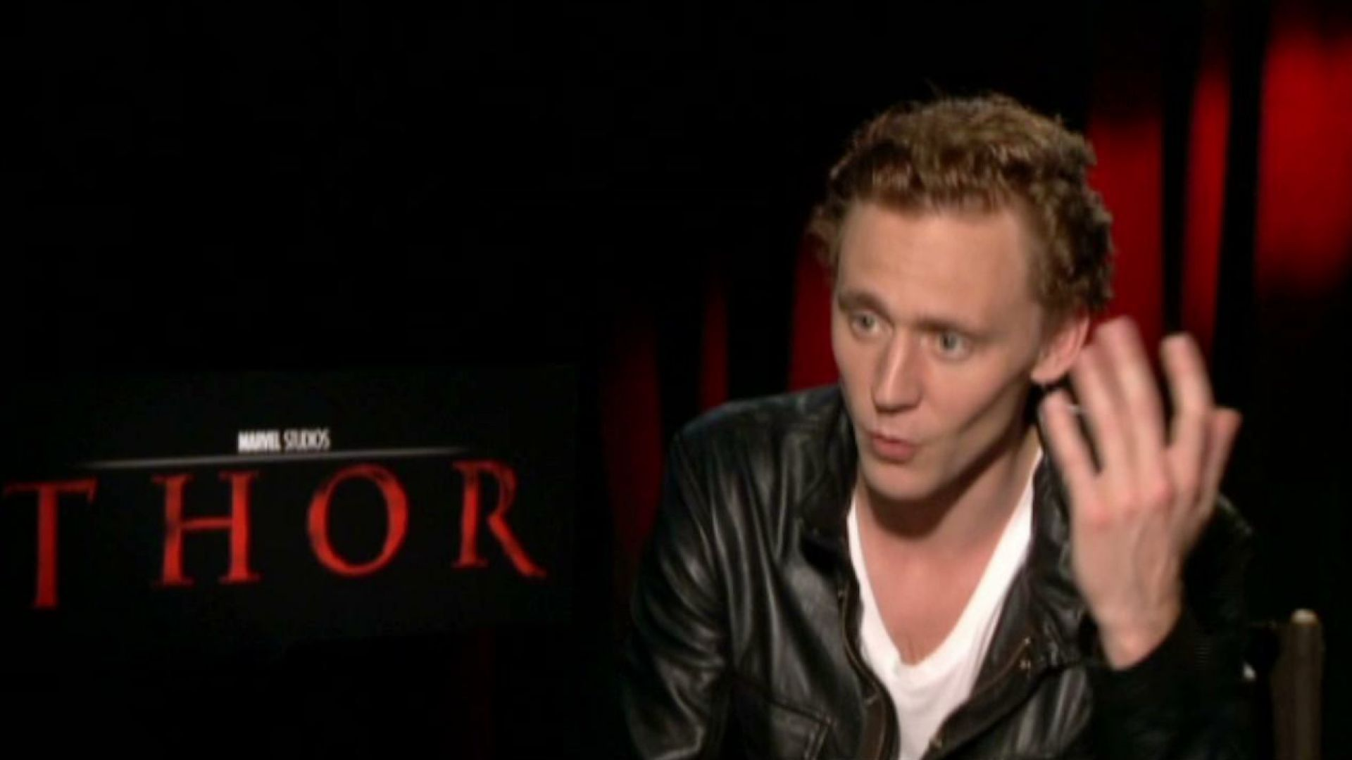 Tom Hiddleston talks about Loki in Thor (part 2)
