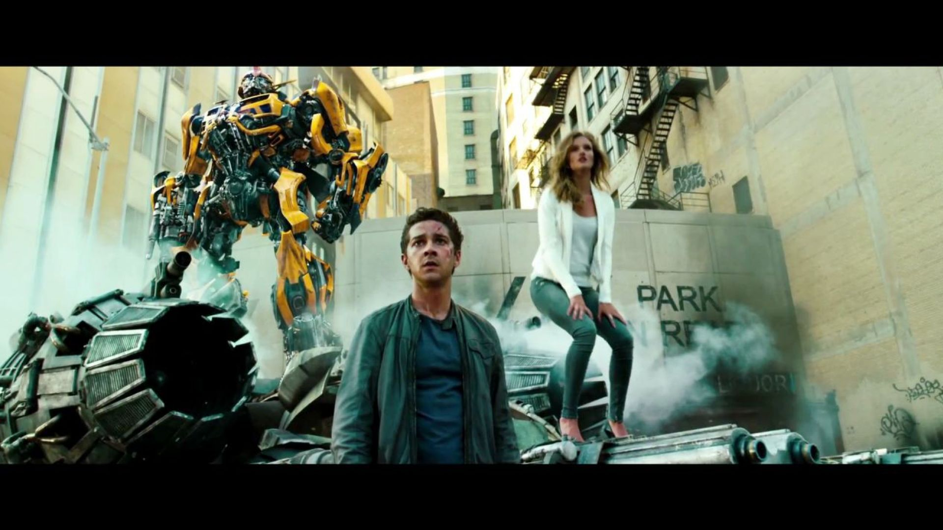 Linkin Park - Transformers 3: Dark of the Moon Music Video