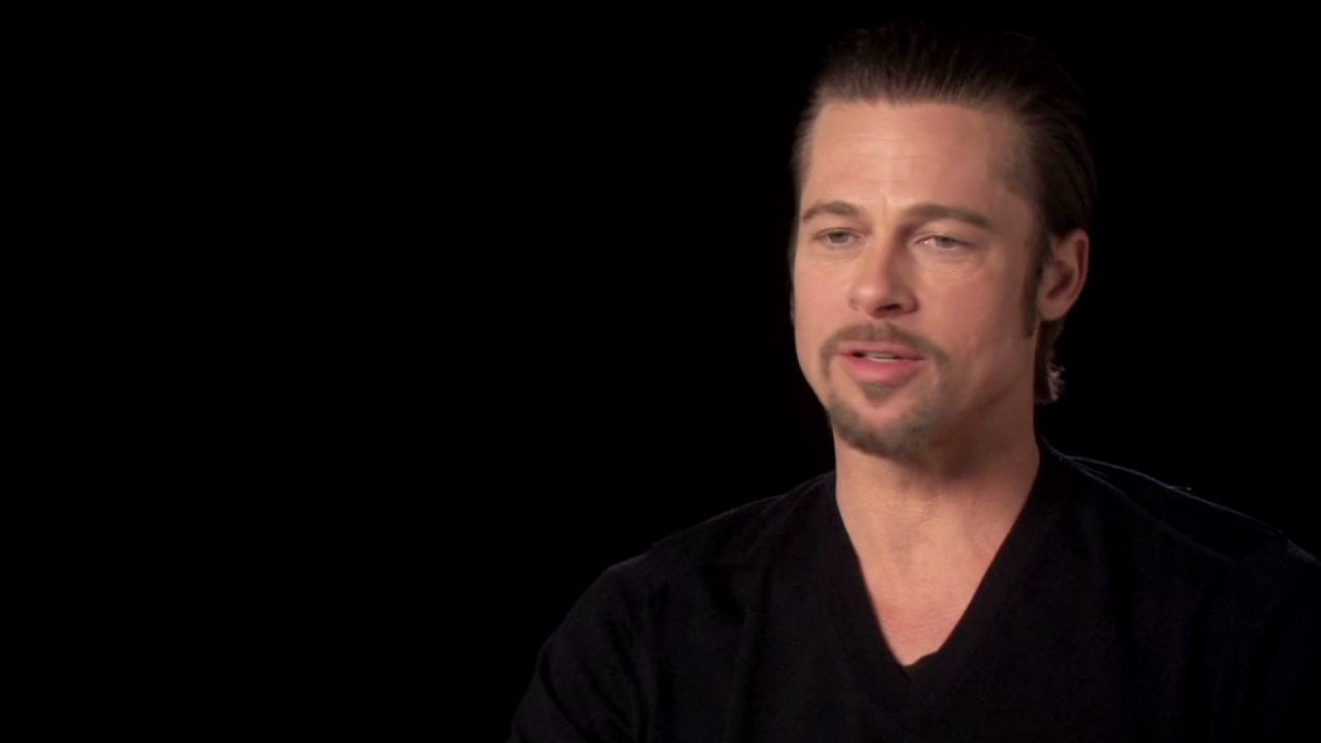 Brad Pitt and Jessica Chastain talk The Tree of Life and Terrence Malick