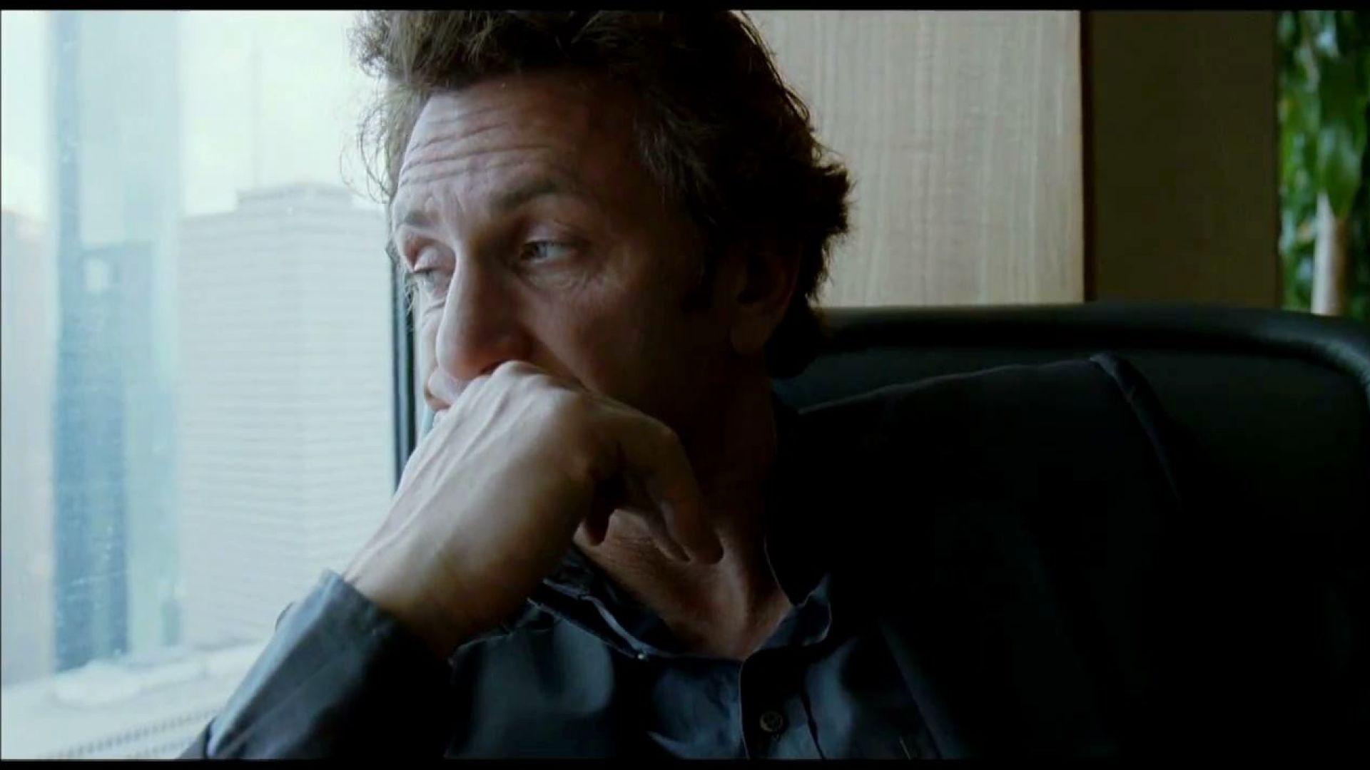 Sean Penn as Jack in The Tree of Life
