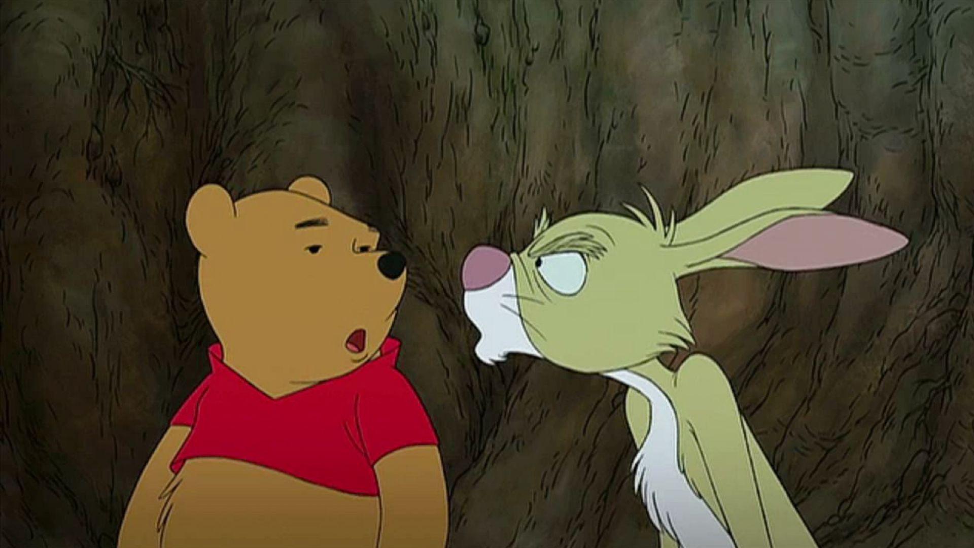 Send the pig! Winnie the Pooh