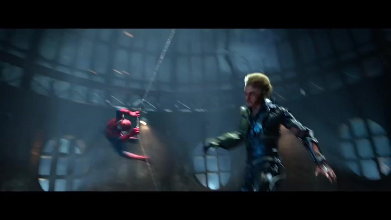 The Amazing Spider-Man 2 - Super Bowl Advert (Part 2)