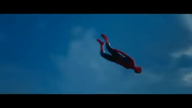 Clip: Spider-Man's Epic Free Fall