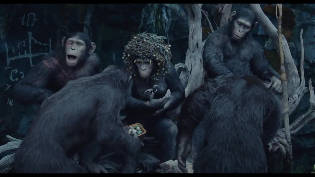 International Trailer: Dawn of the Planet of the Apes