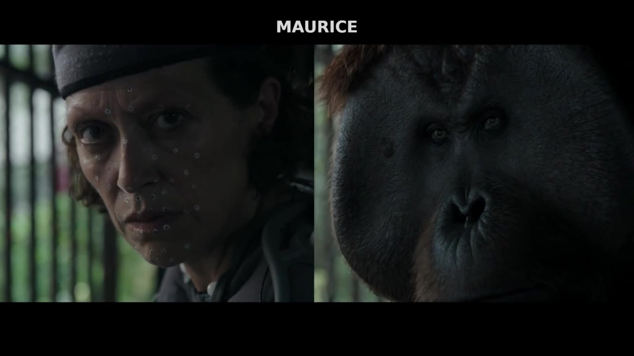 """Dawn of the Planet of the Apes Featurette: """"Ape Evolution"""""""