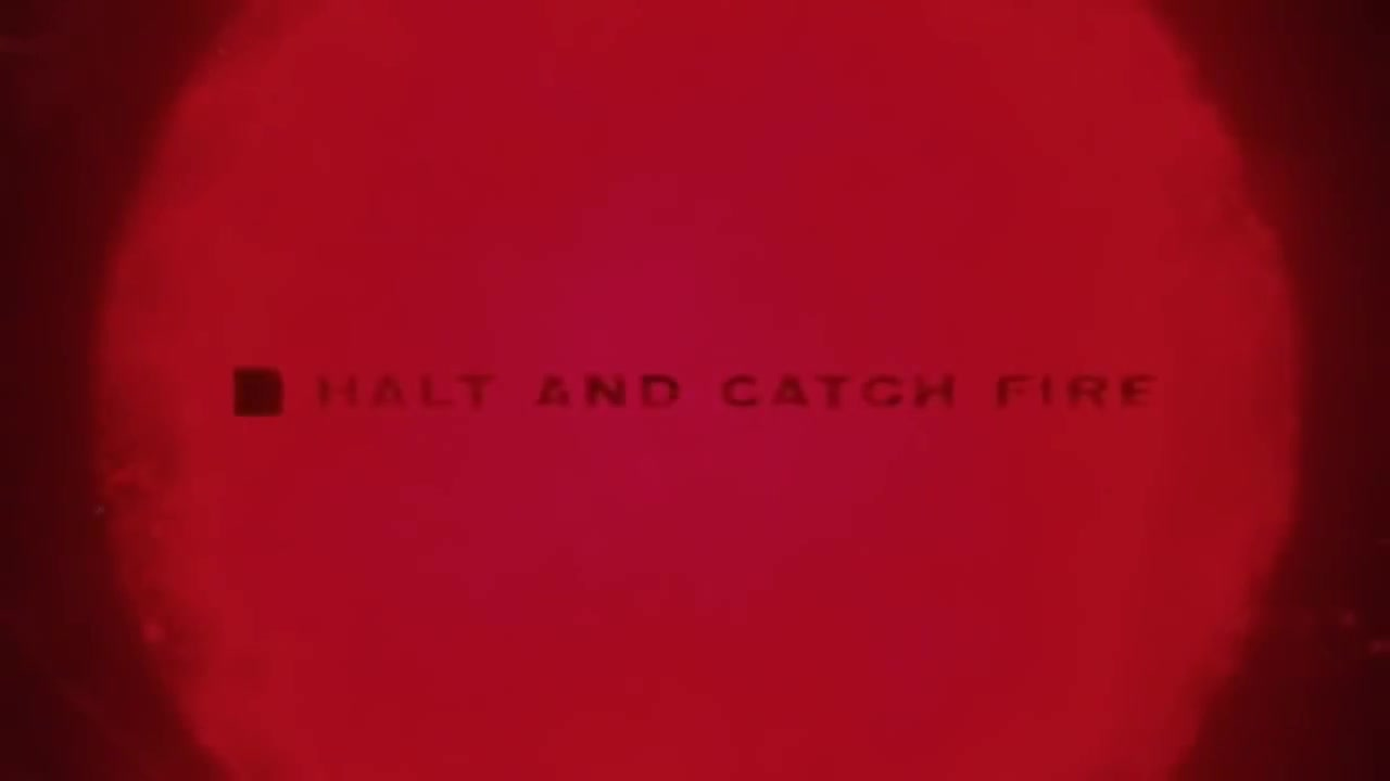 The insane Halt and Catch Fire intro