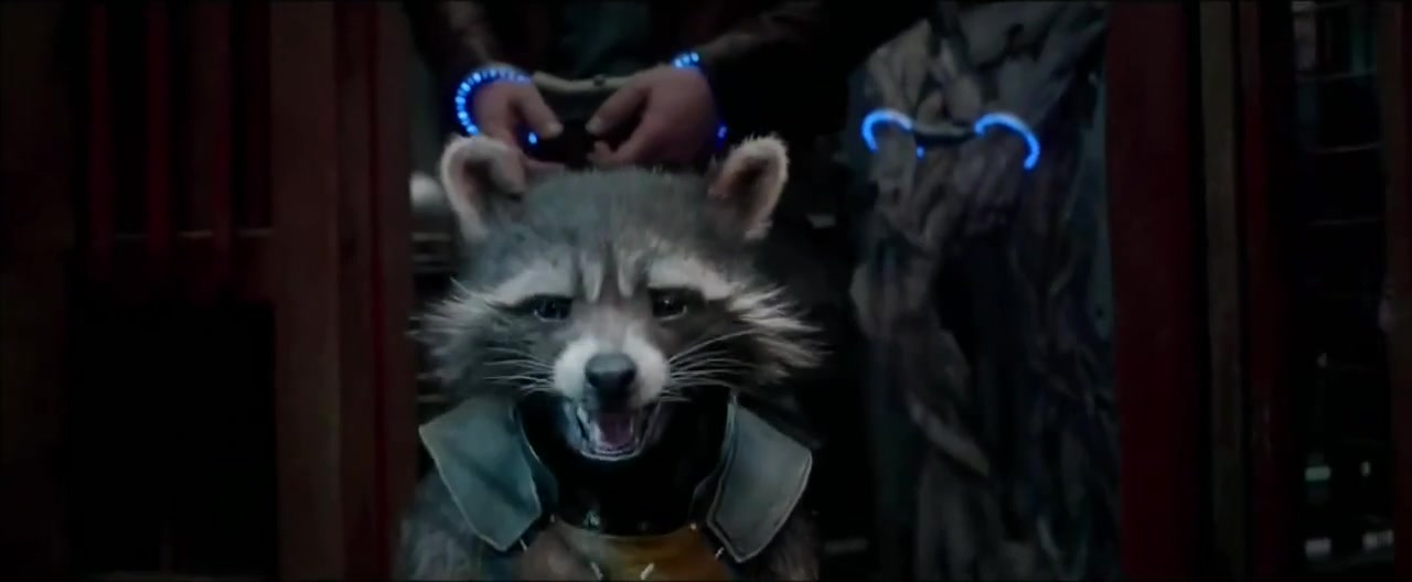 Extended Movie Clip from Guardians of the Galaxy
