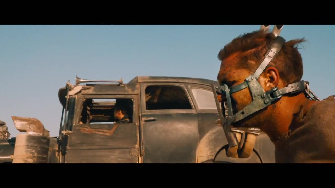 Official Trailer: Mad Max: Fury Road