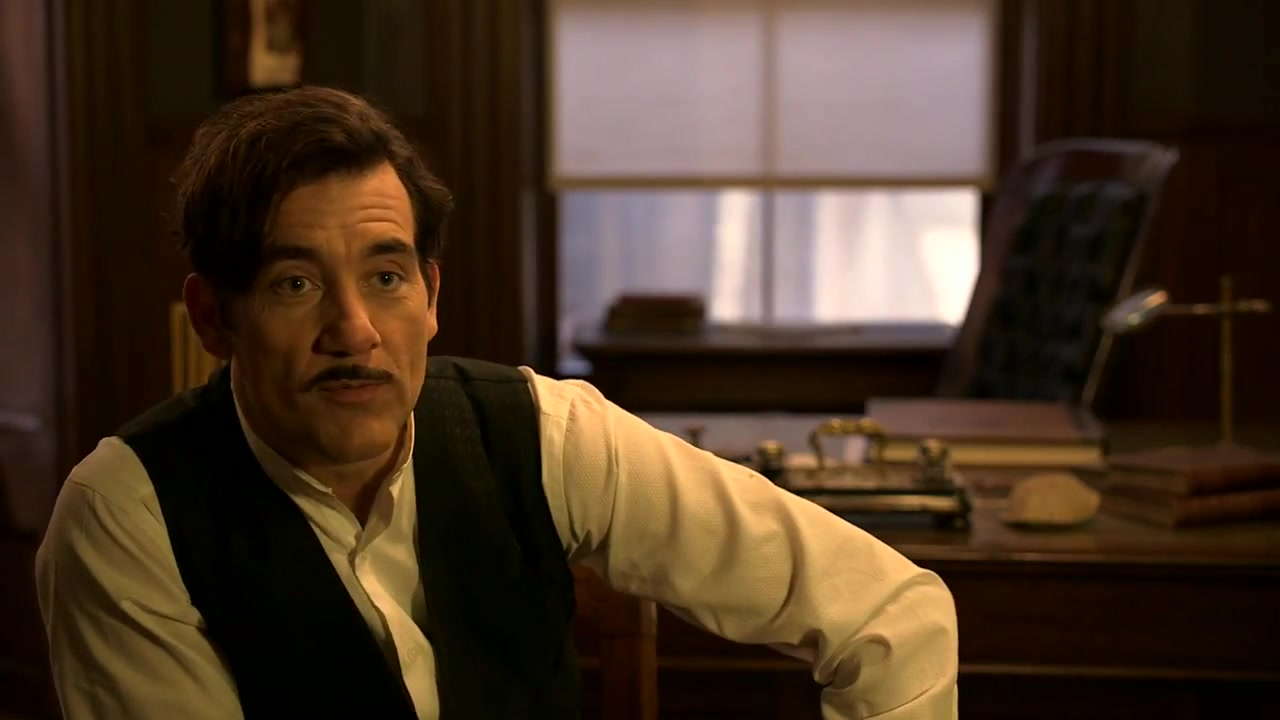 The cast talks about the story and medical science of The Knick