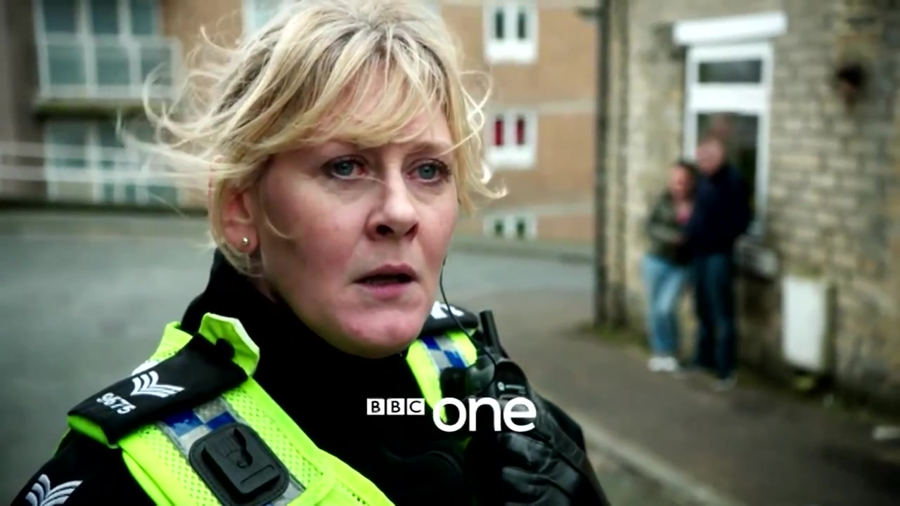 Sarah Lancashire as sergeant Catherine Cawood, Happy Valley Season 1