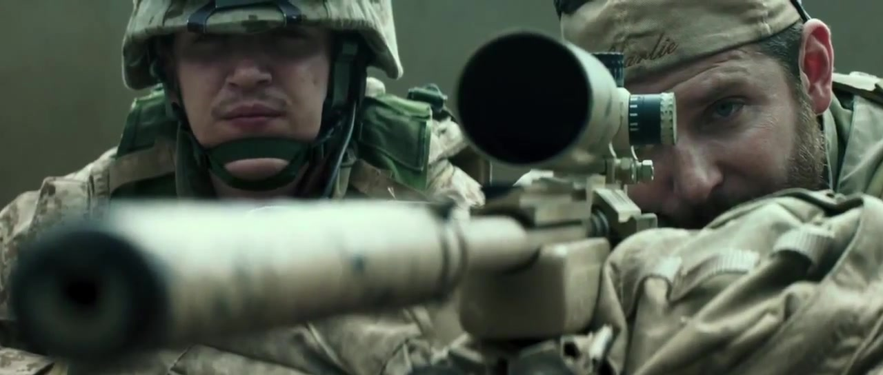 Official Trailer for 'American Sniper'