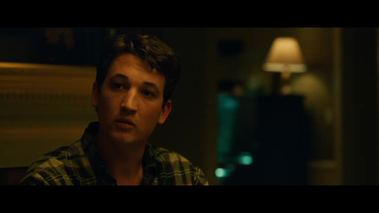Miles Teller gives his view on success in Whiplash