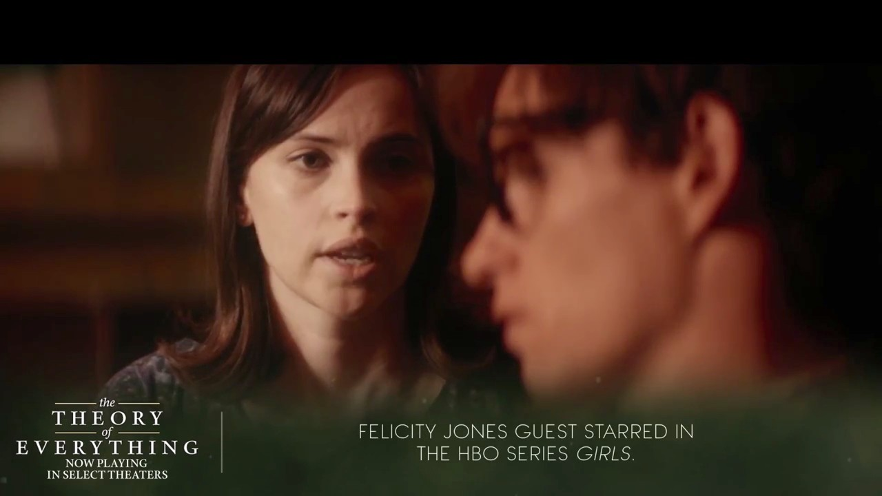 Official Pop-Up Trailer for 'The Theory of Everything'