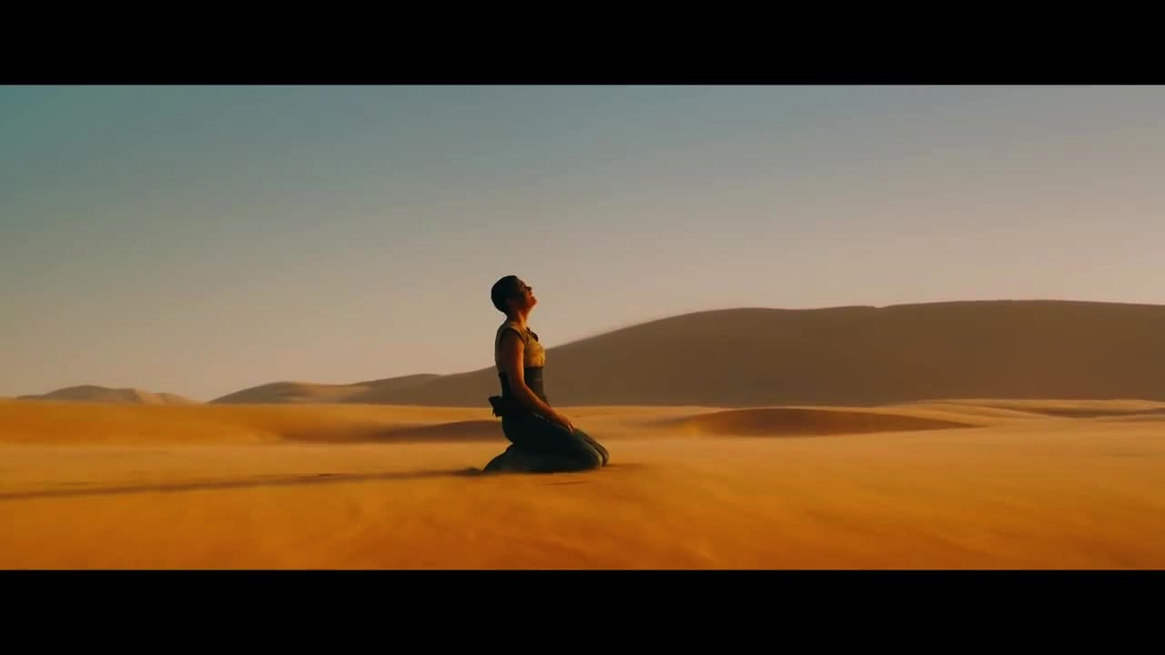Oh, what a day. What a lovely day! Mad Max: Fury Road trailer