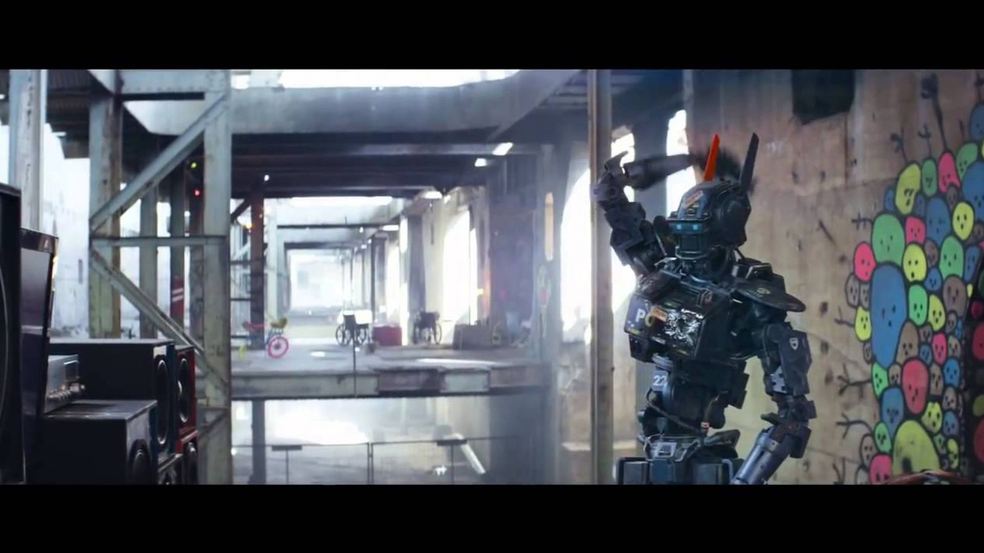 Second Official Trailer for 'Chappie'